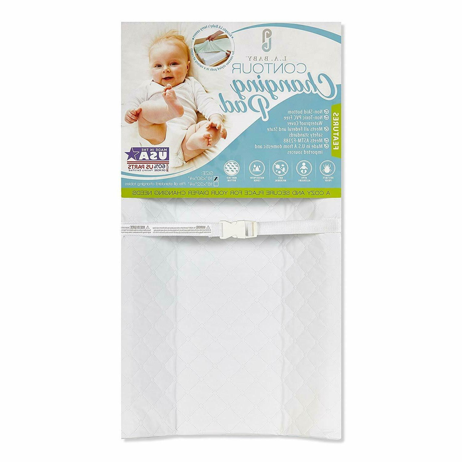 waterproof contour changing pad 30 easy to