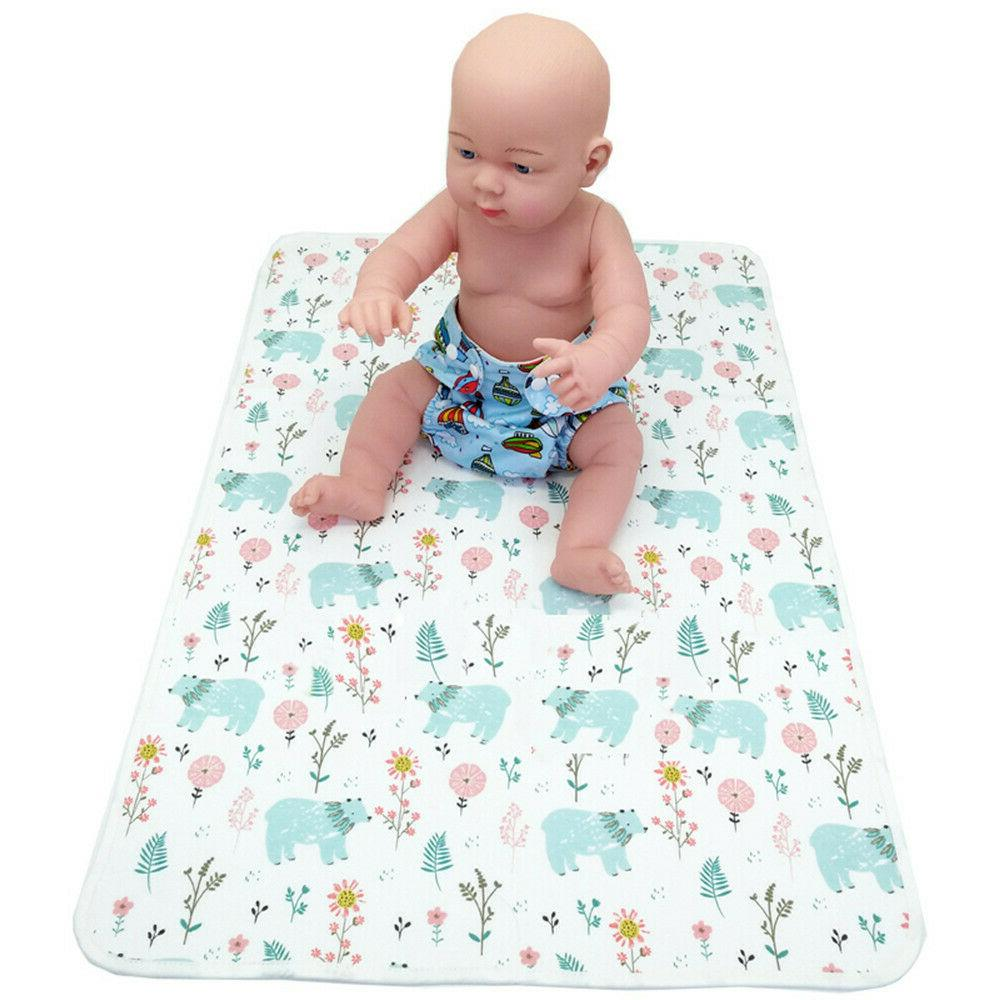 waterproof portable changing pad baby diaper changing