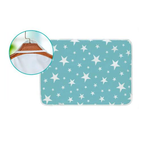 Waterproof Toddler Changing Mat Change Pad Portable