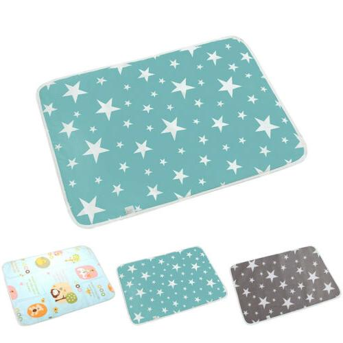 waterproof toddler baby changing mat cover diaper