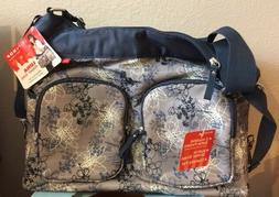 Skip Hop Luna Diaper Bag Out and About Changing Pad Stroller