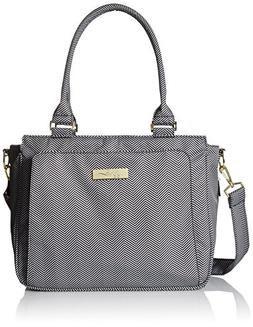 Infant Ju-Ju-Be 'Be Classy' Messenger Diaper Bag - Black