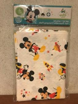 Disney Mickey Mouse disposable Changing Pads