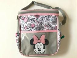 Disney Mickey Mouse Giggle Triple Pocket Diaper Bag Tote, Gr