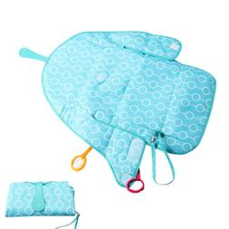 New Clean Hands Changing Pad Portable Baby 3in1 Cover Mat Fo