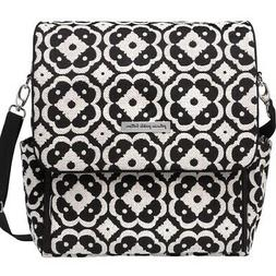 NEW! Petunia Pickle Bottom Licorice Blossom Boxy Backpack, N