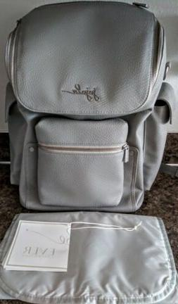 "New/Unused Ju Ju Be ""Forever"" Vegan Leather Backpack/Changin"