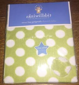 NIP CHANGING PAD Cover 32 x 16 Tiddliwinks Safari Friends Gr