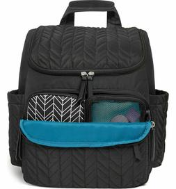 NWT SKIP HOP Forma Diaper Backpack Pack & Go Changing Pad Bl