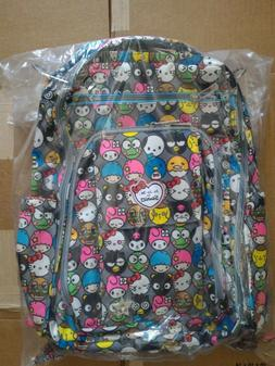 NWT Jujube Hello Kitty HELLO FRIENDS BRB Be Right Back Backp