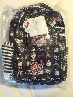 NWT Jujube Hello Kitty Out to Sea Be Right Back brb backpack