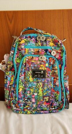 NWT Jujube Tokidoki Kaiju City KJC Ju Ju Be Right Back BRB B