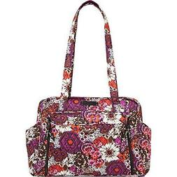 NWT Vera Bradley Rosewood Stroll Around Baby Bag Diaper bag