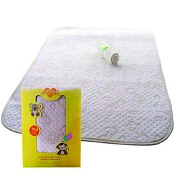 100% Organic Changing Pad Liner - Ultra Premium No Chemical