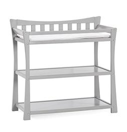 Child Craft Parisian Dressing Table, Cool Grey