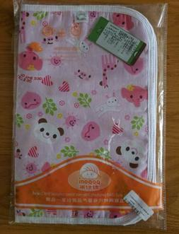 Portable Baby Changing Pad - Let's go to the Zoo