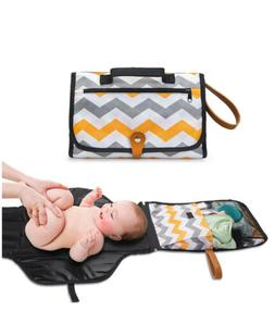 Portable Baby Diaper Changing Pad Station by Cocoon Kids Bra