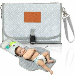 Portable Baby Diaper Changing Pad - Travel Diaper Change Pad