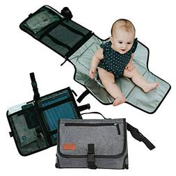 Portable Changing Pad by Trblmkr - Portable Diaper Changing