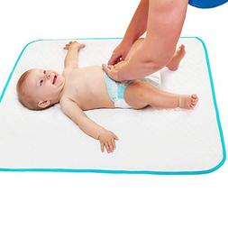 Portable Changing Pad with Free Storage Bag – Waterproof R
