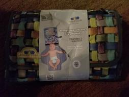 BlueSnail Portable Changing Pad,Diaper Clutch,Lightweight Tr