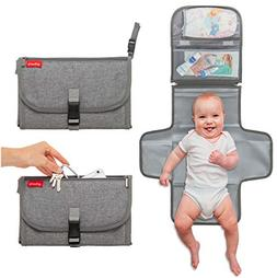 Portable Changing Pad Diaper Station - Baby Travel Hygiene M