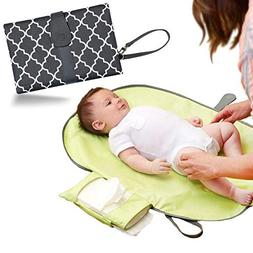 Baby Changing Pad, Portable Changing Pad - JJ OVCE A Lightwe