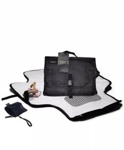 Portable Changing Pad for Diaper Bag| Includes Pacifier Hold