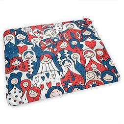 Dicobrune Portable Changing Pads/Covers, Sloth Astronauts Am