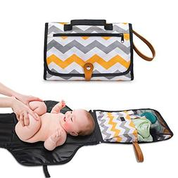 Portable Baby Diaper Changing Pad Station by Cocoon Kids - T