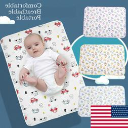 Practical Baby Changing Pad Stroller Diaper Waterproof Sheet