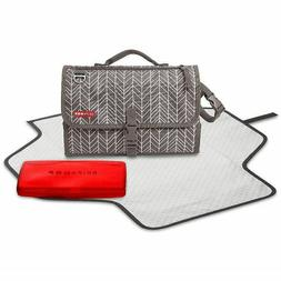 Skip Hop Pronto Signature Portable Changing Mat, Cushioned D