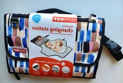 Skip Hop Pronto Changing Station Diaper Clutch w Wipe Contai