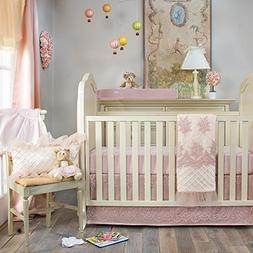 Crib Bedding Set Remember My Love by Glenna Jean | Baby Girl