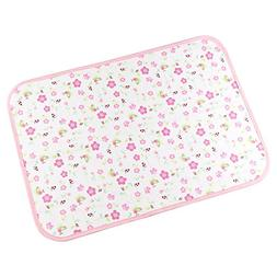 Babyfriend Reusable Baby Changing Pad Portable Diaper Changi