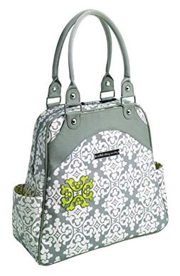 Petunia Pickle Bottom Sashay Satchel Diaper Bag in Breakfast