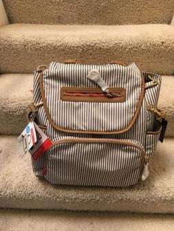 Skip And Hop Grand Central Diaper Backpack