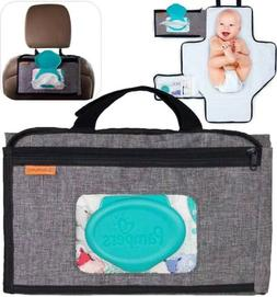 Smart Changing Kit Portable Diaper Changing Pad With Front W