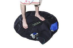 Cor Surf Wetsuit Changing Mat | Wet Bag Great for Surfers |