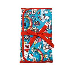JuJuBe Lightweight Memory Foam Changing Pad, Tokidoki Collec