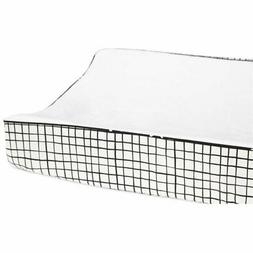 babyletto Tuxedo Contour Changing Pad Cover
