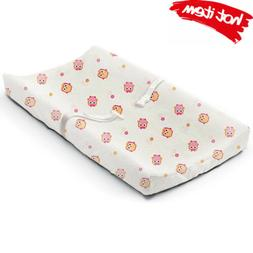 Summer Infant Ultra Plush Changing Pad Cover, Owl Town