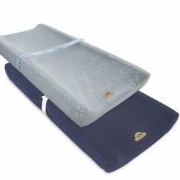 ultra soft and stretchy changing pad cover