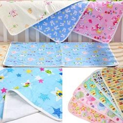 US STOCK Baby Infant Diaper Nappy Mat Waterproof Bedding Cha