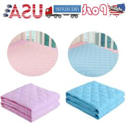 Waterproof Baby Infant Diaper Nappy Urine Mat Kids Bedding C