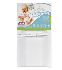 """LA Baby Waterproof Contour Changing Pad, 32"""" - Made in USA."""