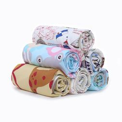 Waterproof Cotton Diaper Mat Pad Baby Changing Urine Nappy I