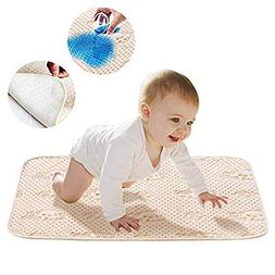 Waterproof Pad Baby, Baby Diaper Changing Pad, Mifiatin Soft