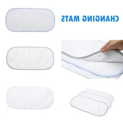 Waterproof Soft Baby Changing Pad Foldable Nappy Mat Diaper