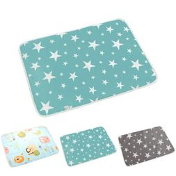 Waterproof Toddler Baby Changing Mat Cover Diaper Nappy Chan